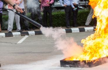 Yangın Söndürme Sistemleri Nelerdir?