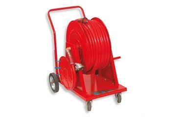 TS EN 671-1 Sulu Sistem Yangın Makara Arabası
