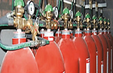CO2 Gazlı Söndürme Sistemleri