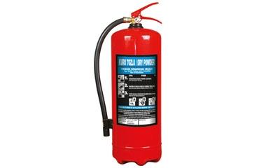 12 Kg ABC  Kuru Kimyevi Tozlu Yangın Söndürücü
