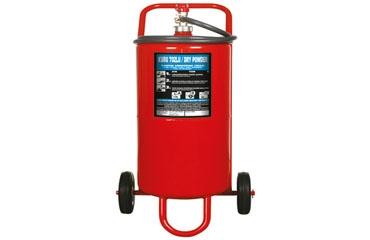 50 Kg ABC Kuru Kimyevi Tozlu Yangın Söndürücü