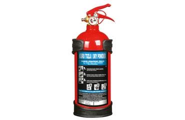 1 Kg ABC Kuru Kimyevi Tozlu Yangın Söndürücü
